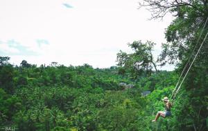 巴厘岛娱乐-Bali Swing