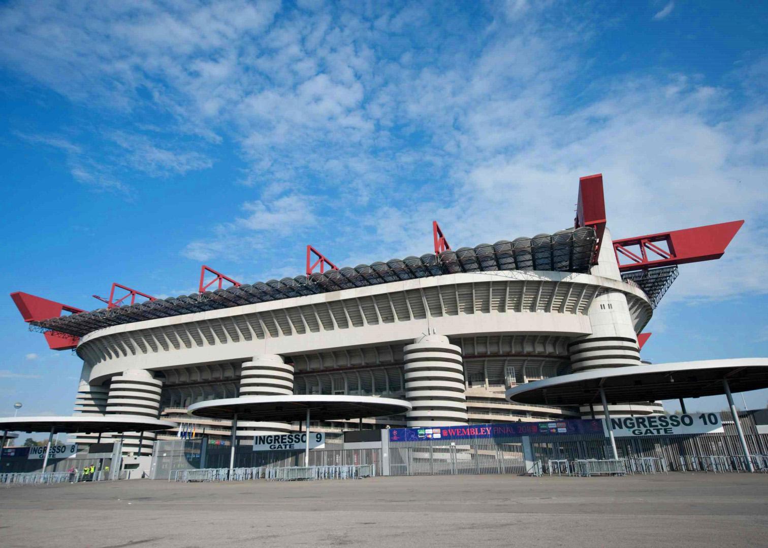 意大利 圣西羅球場及博物館參觀門票(ac/國際米蘭雙雄圖片