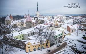 【爱沙尼亚图片】爱沙尼亚|塔林·来自中世纪的童话