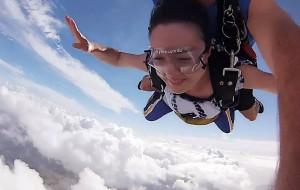【圣灵群岛图片】从1.4万英尺的高空跳下,是一种怎样的体验?