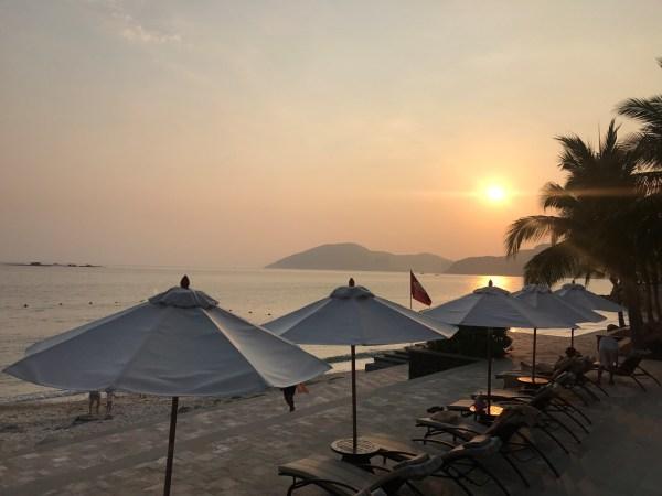 海南早上风景图片大全