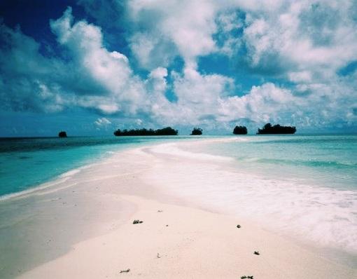 芽庄 叠山岛一日游 神游叠山渔村 漫步海中沙滩 乘坐特色簸箕船 尽览