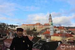 东欧六国之旅...世界文化遗产捷克克鲁姆洛夫(A)小镇记