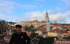 【捷克图片】东欧六国之旅...世界文化遗产捷克克鲁姆洛夫(A)小镇记