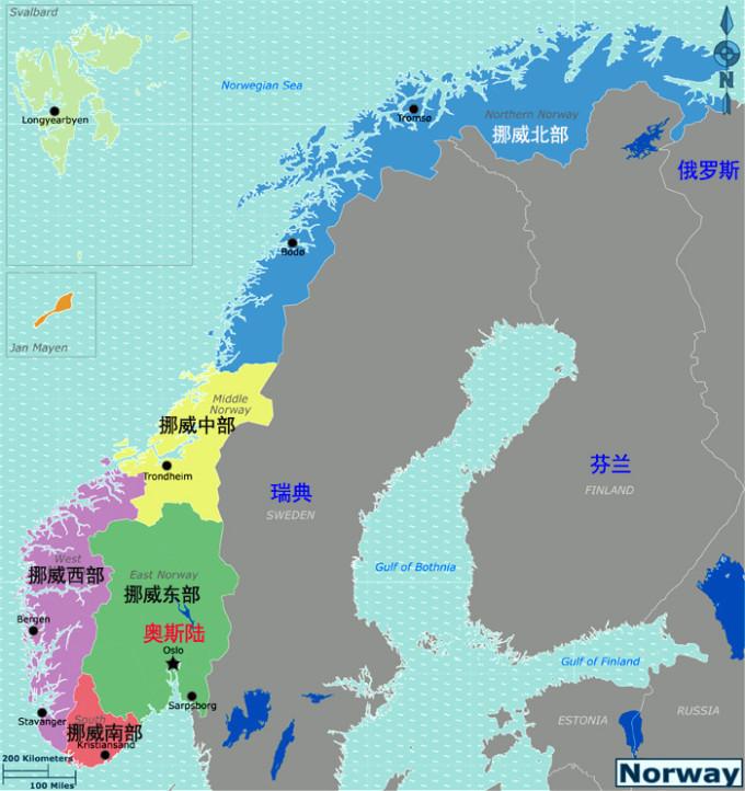 第一次挪威之行怎么玩才好 看完这篇攻略就OK了