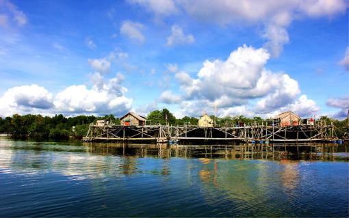 【暑假】广州直飞印尼民丹岛-新加坡4晚5日游(四星酒店 沙漠海洋