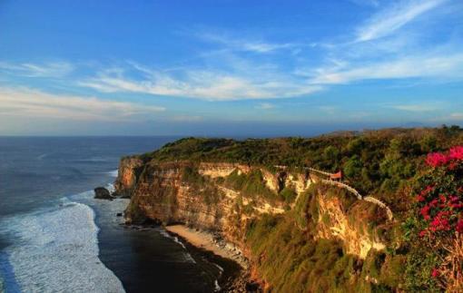 巴厘岛璀璨私家团7日游(私人泳池别墅 海边五星双酒店