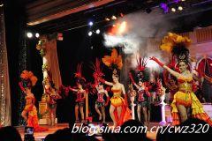 泰国游记 三 观看人妖歌舞表演