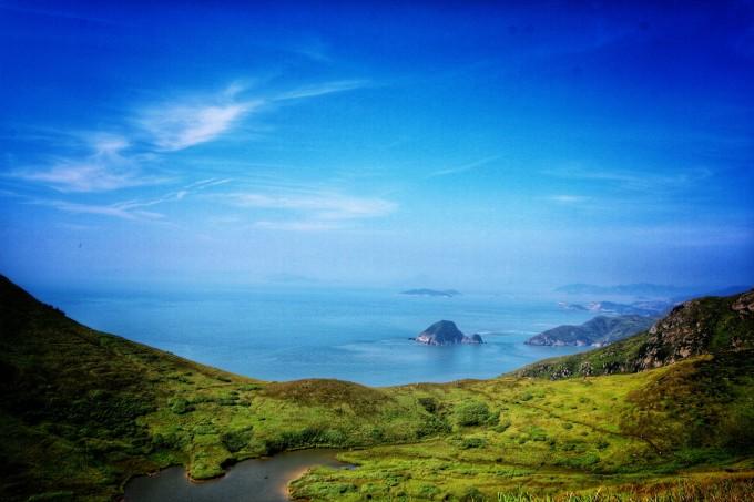嵛山岛天湖风景区