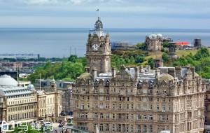 【苏格兰图片】2017年6月 英国、爱尔兰之旅 (8) : 住因费内斯近郊小镇、游览爱丁堡城堡、住纽卡斯