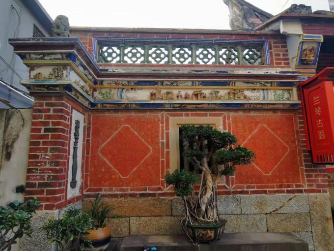 廈門旅游之中山路老房子