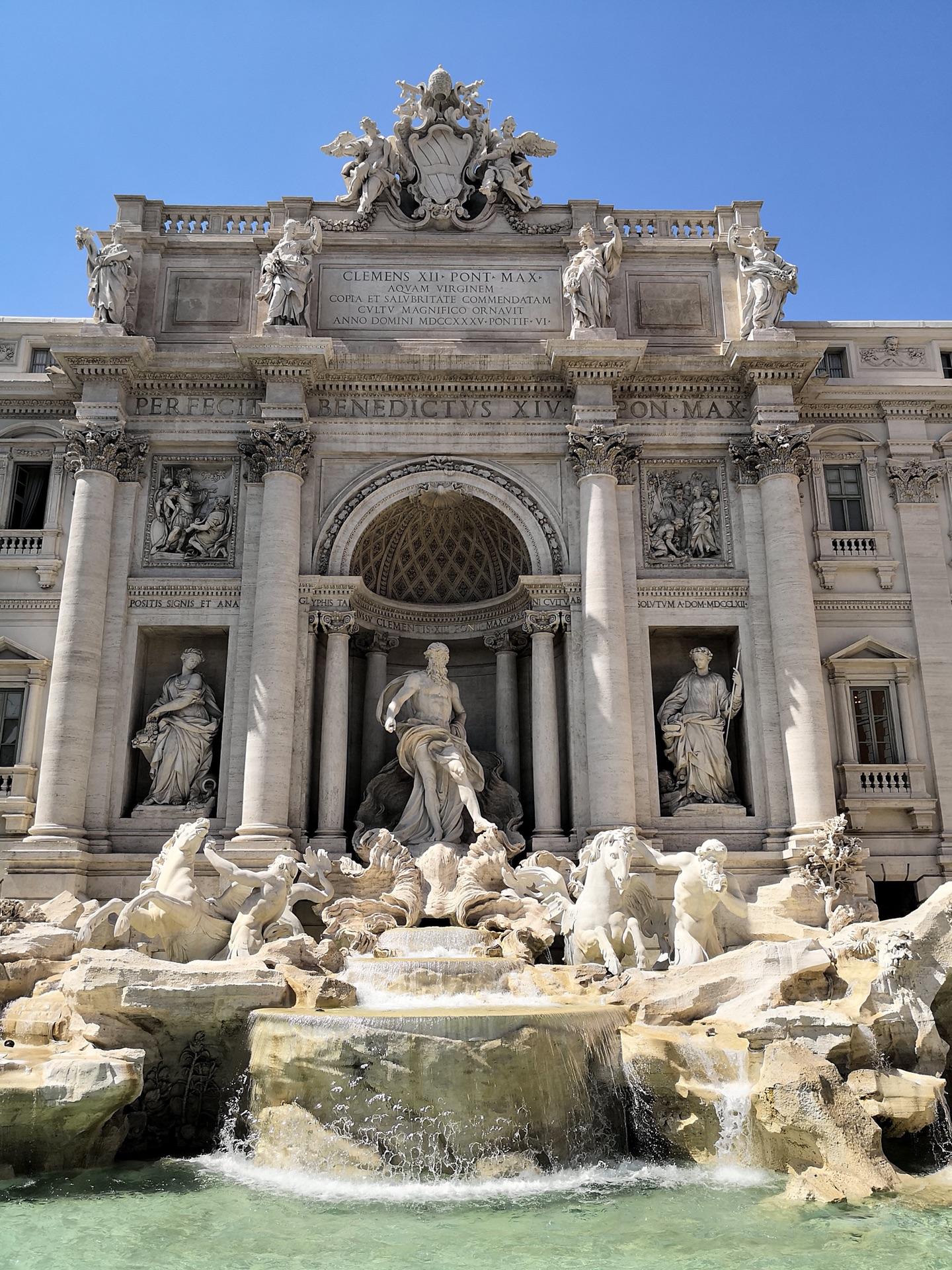 意大利蜜月之旅