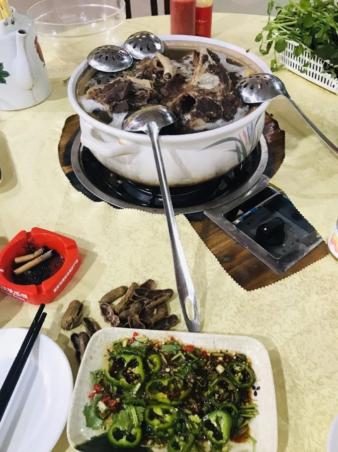 佛山九江海寿岛 河清牛棚餐,佛山旅游攻略 - 马蜂窝