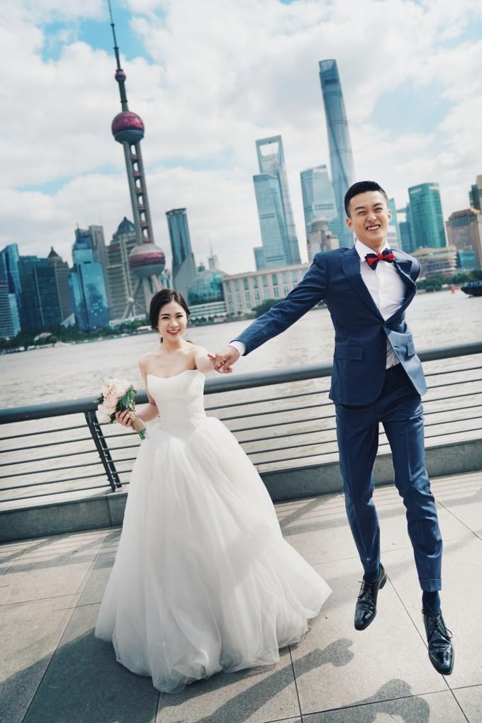 上海拍婚纱照_【liao vision 中国上海旅拍婚纱照攻略】邂逅魔都,寻