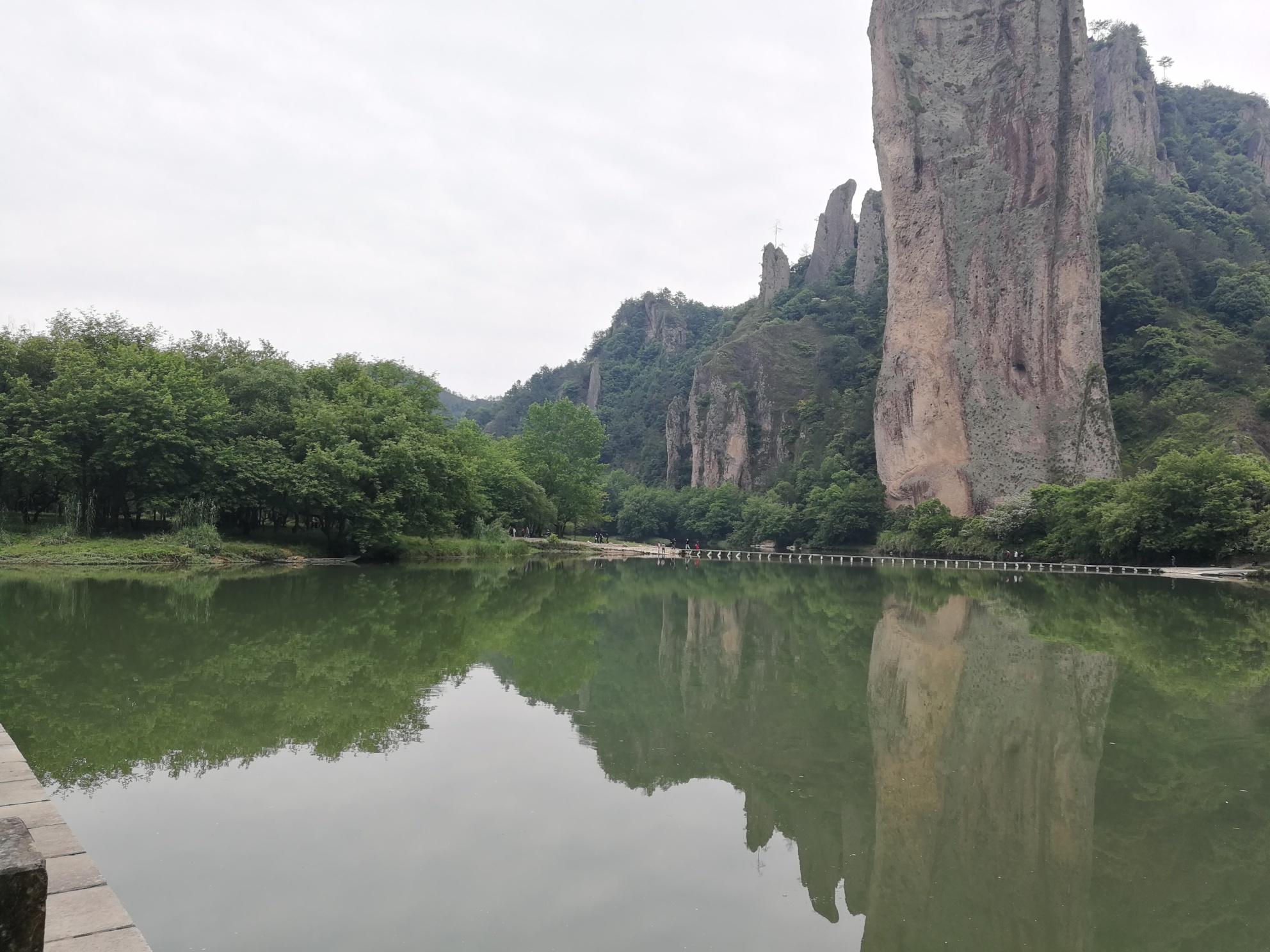 丽水二日游(2)--缙云县河阳民居、仙都古羁绊,景区视频的攻略红叶图片