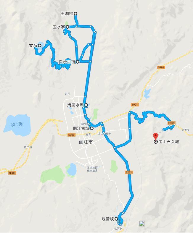 第一次来丽江你需要知道的信息景点攻略丽江自攻略矮寨图片