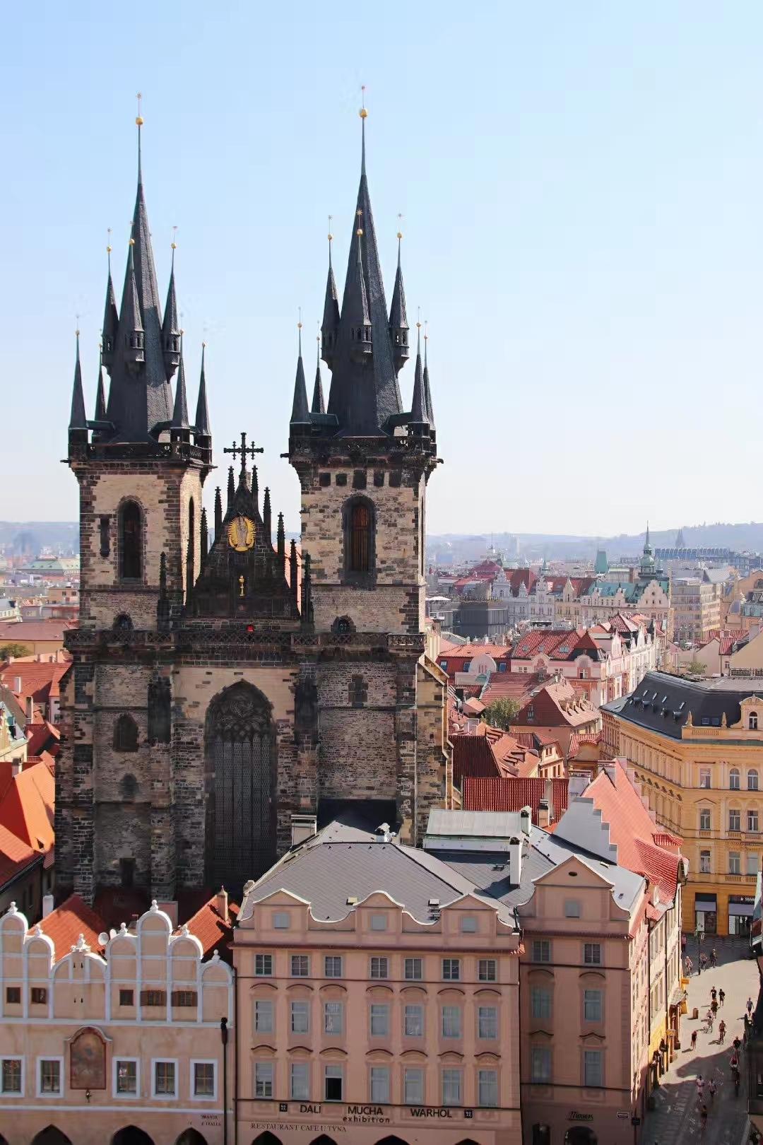 布拉格的第二天