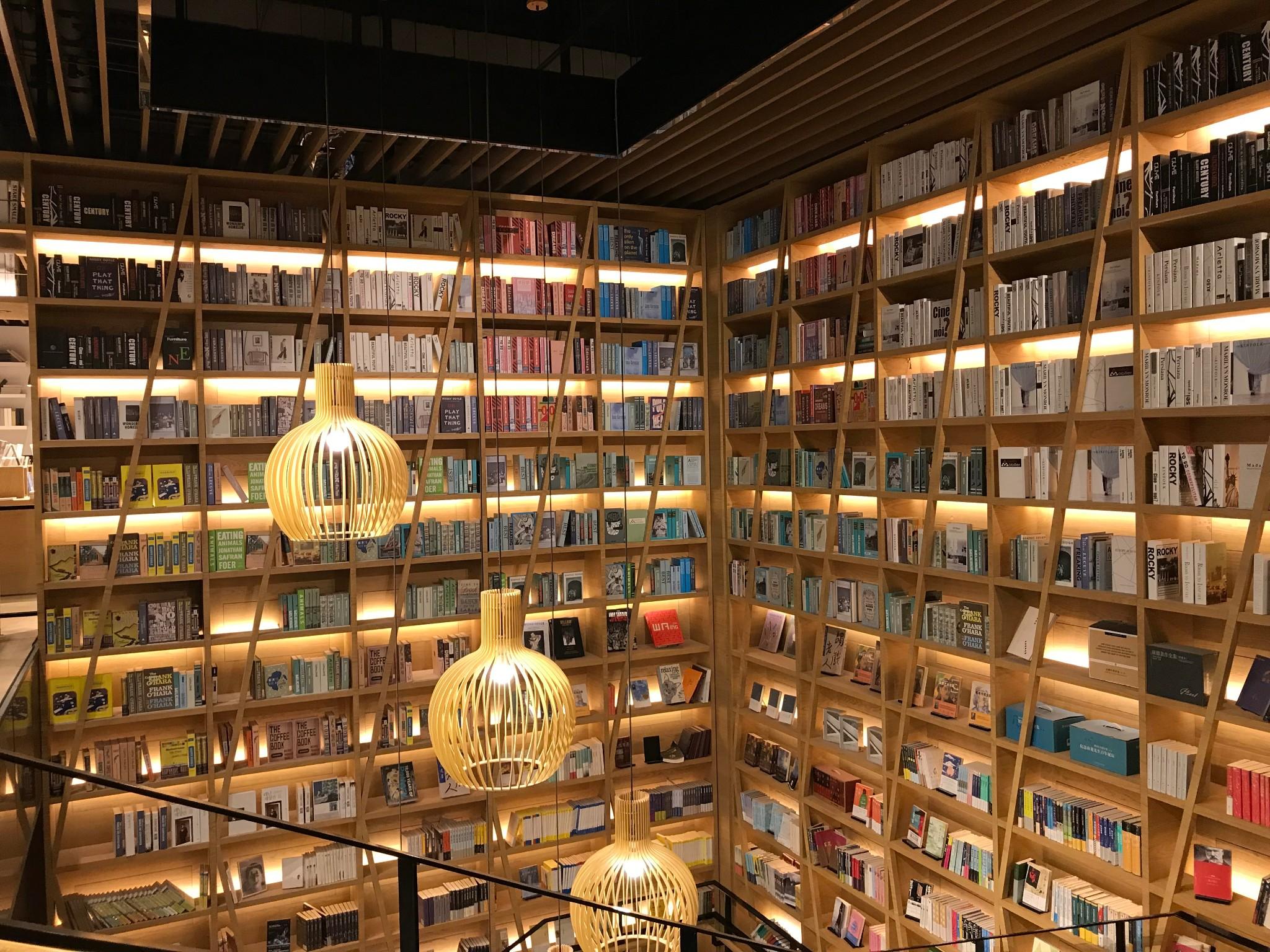 ·【南京书店探店】南京可以去的不止是先锋书店!_游记