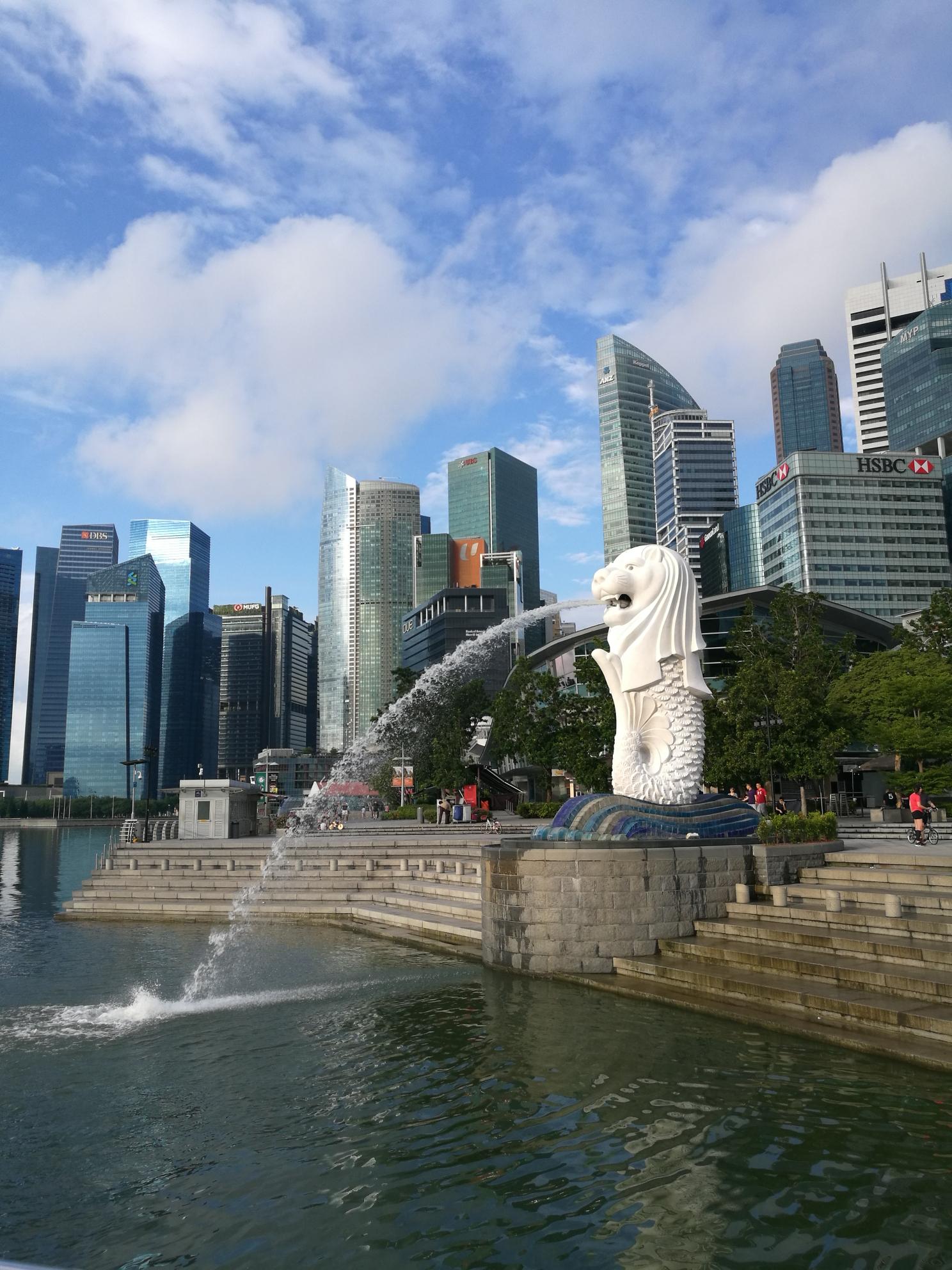 一城一国,新加坡