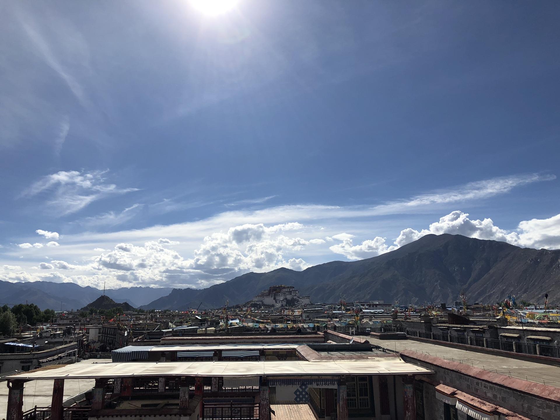 拉萨-尼泊尔签证办理_游记