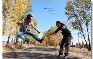 【忻州图片】沿着黄河,一路向北——我们在山西的西北画了一个圈