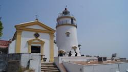 澳门景点-东望洋炮台及灯塔(Guia Fortress)