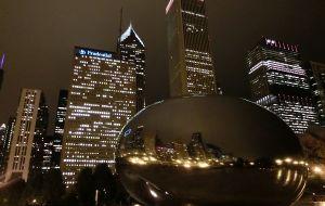 【芝加哥图片】两个同月同日生的小姑娘的芝加哥3日游-烟雨蒙蒙