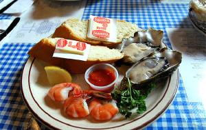 西雅图美食-Emmett Watson's Oyster Bar