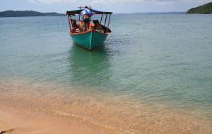 【西哈努克图片】告别了暹粒的跋涉,欢迎来到柬埔寨的海滨——西哈努克港