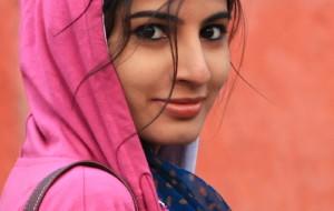 【印度图片】回眸一笑百媚生,印度之旅