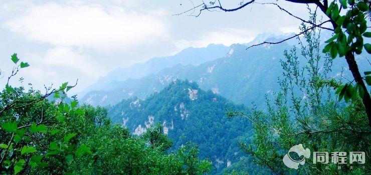 少华山国家森林公园索道