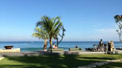 巴厘岛景点-龙目岛
