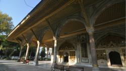 土耳其景点-托普卡帕宫(Topkapi Palace)