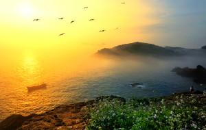 【宁波图片】面朝大海,春暖花开