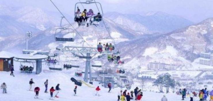 亚布力好汉岭滑雪场