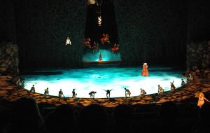 美国娱乐-Bellagio's O show