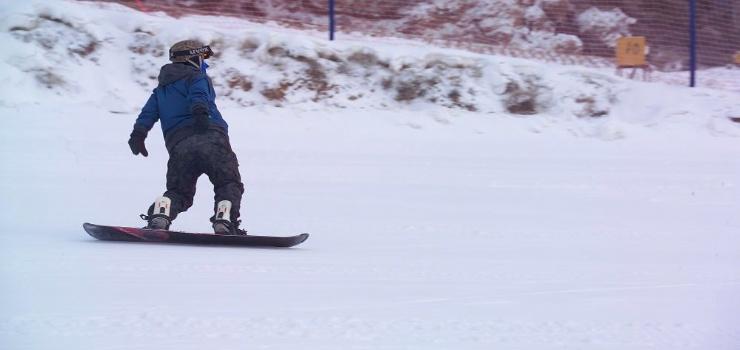大青山太伟滑雪场
