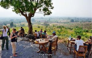 缅甸美食-红山葡萄酒庄园
