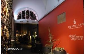 哥本哈根美食-皇家咖啡店