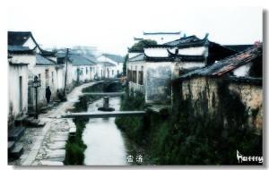 【泾县图片】深山空谷,寂寞古镇