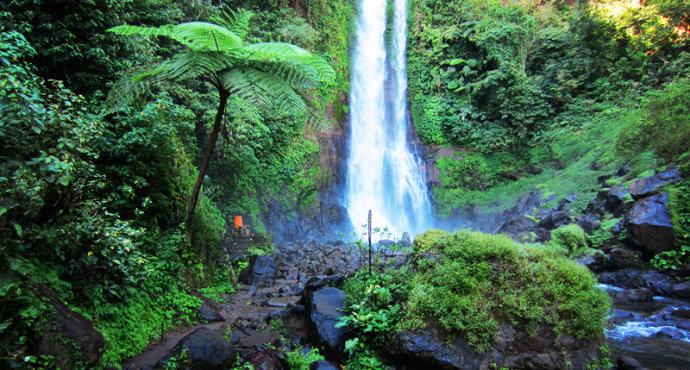 巴厘岛gitgit瀑布攻略,gitgit瀑布门票_地址,gitgit