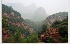 【昔阳图片】龙岩大峡谷