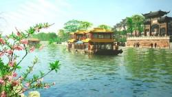 扬州娱乐-扬州古运河游船