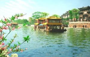 江苏娱乐-扬州古运河游船