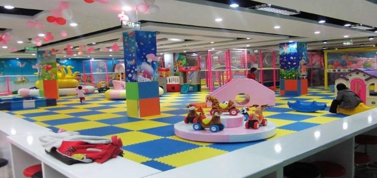 唐人街儿童娱乐城