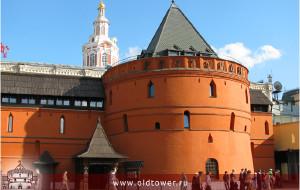 莫斯科美食-老塔楼餐厅