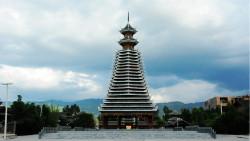 黔东南景点-车江三宝侗寨