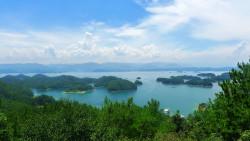 千岛湖景点-梅峰岛
