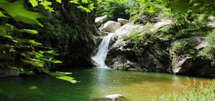 龙潭峡风景区
