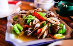 丽江美食-食破天江湖菜馆